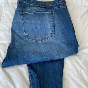 Kut jeans size 34w like new